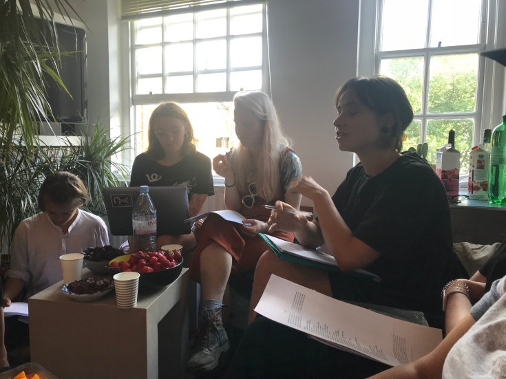 Ecofeminism_Feminist Duration Reading Group_June 2 2018_5