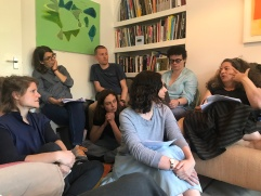 Ecofeminism_Feminist Duration Reading Group_June 2 2018_7